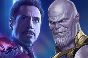Thanos Tony Stark