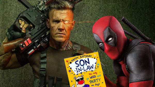 Cable Deadpool Son In Law