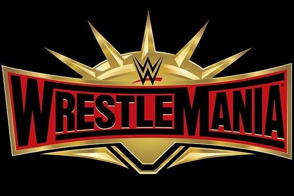 WrestleMania 35 Logo