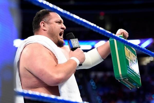 Samoa Joe Money In The Bank Briefcase