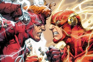 Flash War Wally Barry