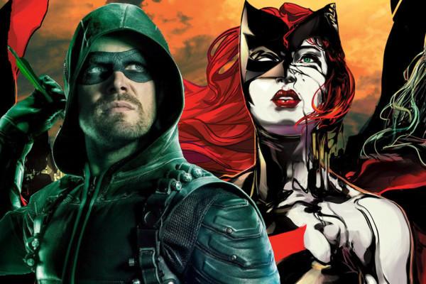 Batwoman Arrow 2
