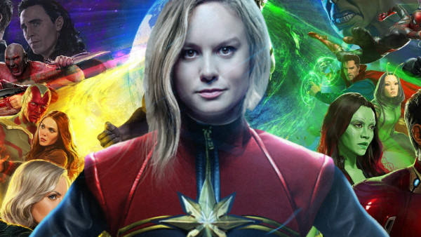 Infinity War Captain Marvel