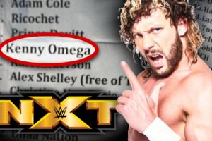 Kenny Omega NXT