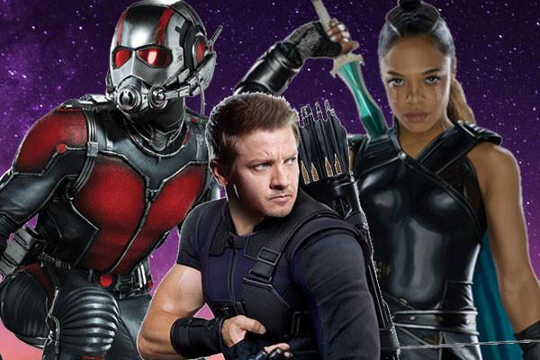 Missing Avengers