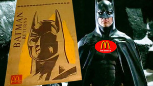 How Happy Meals Killed Tim Burton's Batman
