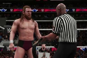 WWE 2K18 Daniel Bryan