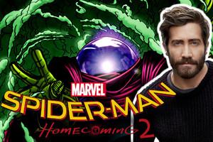 Spider-Man Homecoming 2 Gyllenhaal
