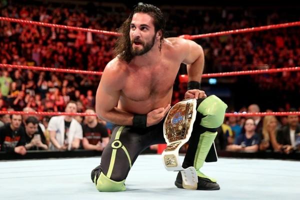 Seth Rollins IC Title
