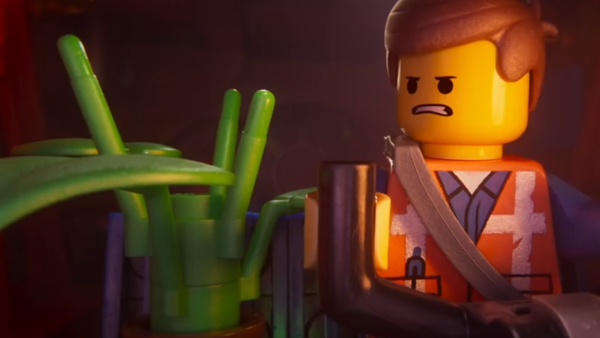 The Lego Movie 2 Trailer 7 Easter Eggs References You Might Have