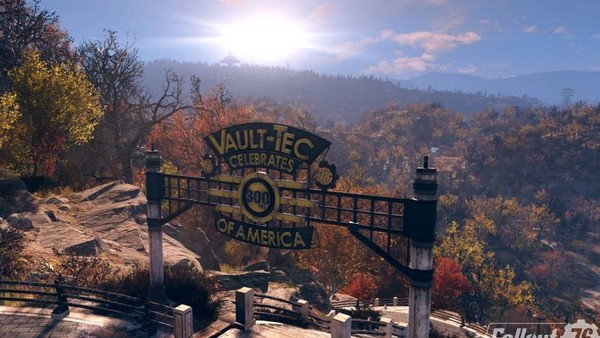 Fallout 76 West Virginia