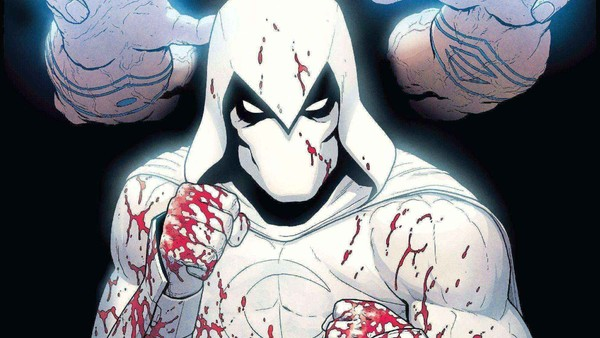 Moon Knight Marvel Legacy