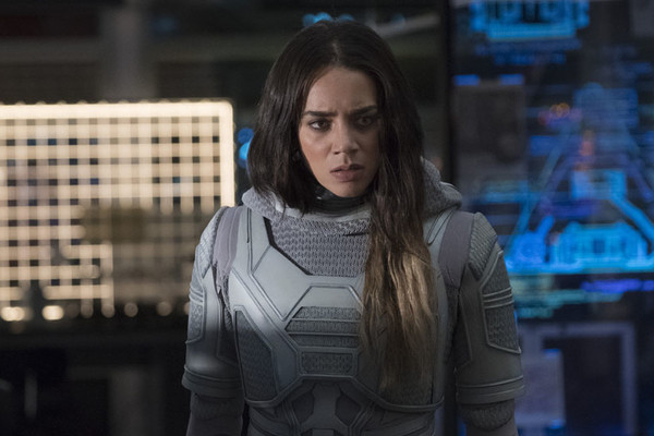 Ant-Man and the Wasp Ghost unmasked