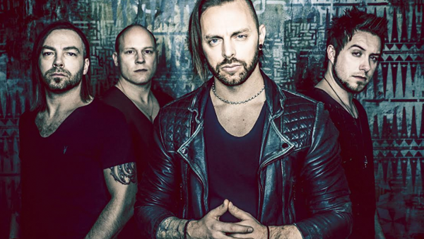 Bullet For My Valentine Interview: Gravity, Alexandra Palace & 10