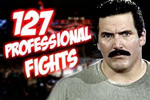 Dan Severn Fights