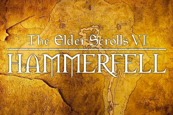 The Elder Scrolls 6 Hammerfell