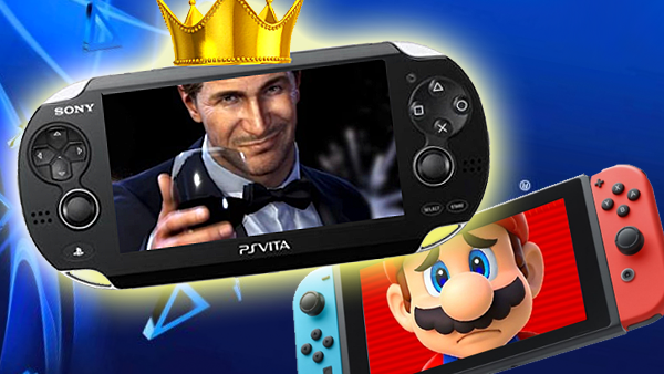 10 Reasons PS Vita Is Easily Better Than Nintendo Switch