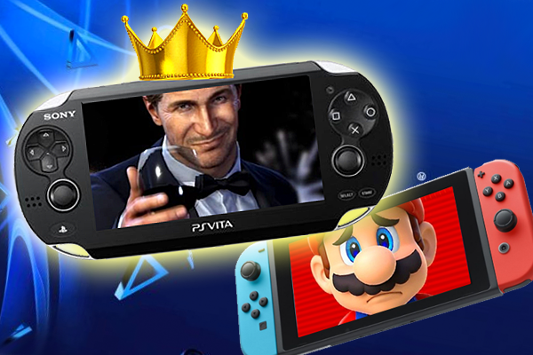 Ps Vita Nintendo Switch