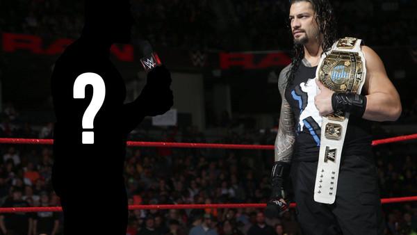 Jason Jordan Mystery Roman Reigns