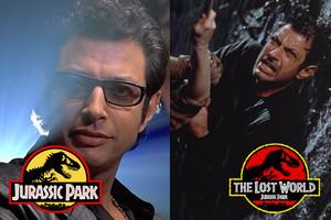 Ian Malcolm Jurassic Park