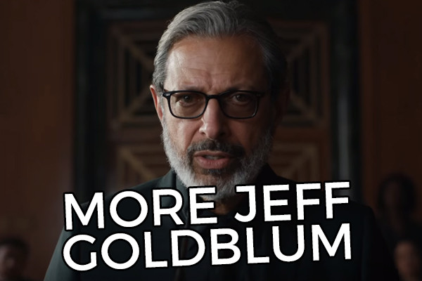 Jurassic World Fallen Kingdom Jeff Goldblum