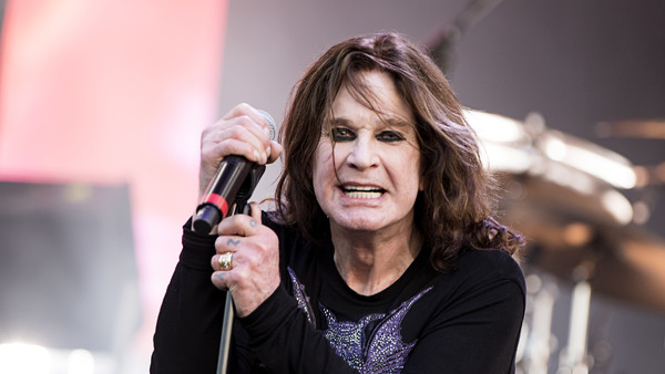 Ozzy Osbourne Download Festival 2018