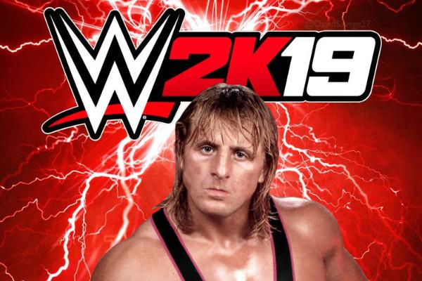 WWE 2K19 Owen Hart