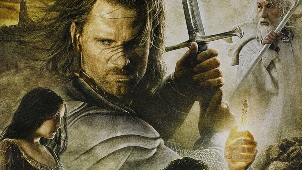 Lord Of The Rings Return Of The King Aragorn
