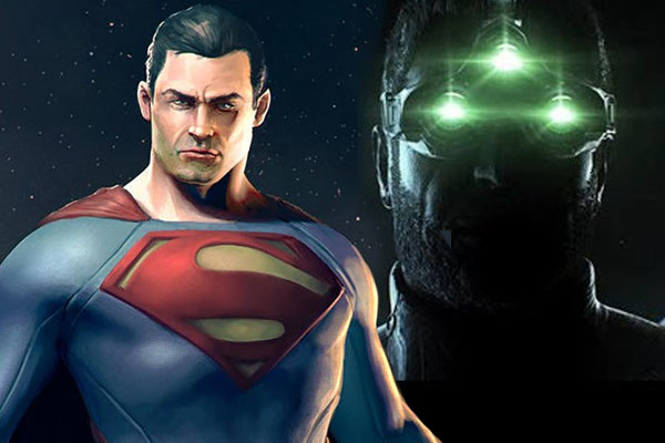 Superman Splinter Cell