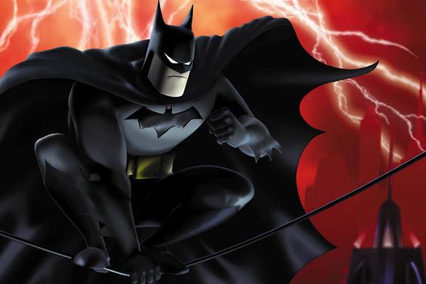 Batman Vengeance Boxart