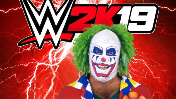 WWE 2K19 Doink The Clown