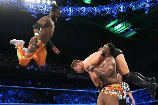 The New Day Miz