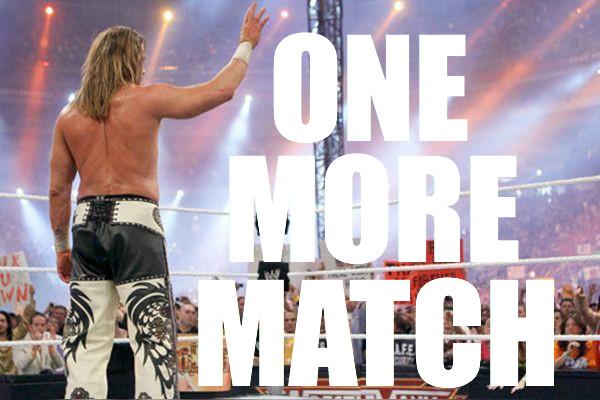 Shawn Michaels WrestleMania XXVI
