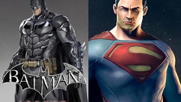 Batman Arkham Superman Game