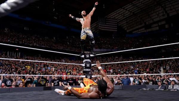 NXT TakeOver Chicago 2 Ricochet Velveteen Dream