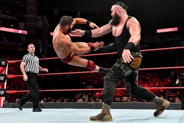 Braun Strowman Bobby Roode