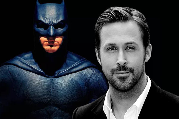 Ryan Gosling Batman