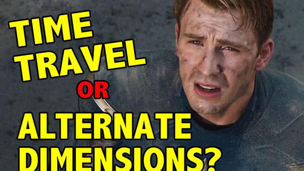 Captain Americ Avengers 4