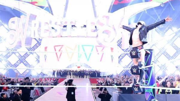 Finn Balor WrestleMania 34