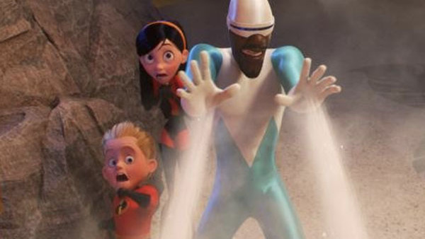 Incredibles II Frozone
