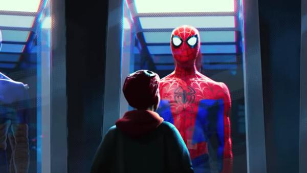 Miles Morales Spider-Verse Costume