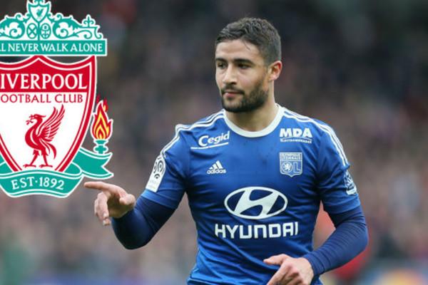 Fekir Liverpool