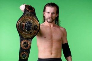 Adam Cole ROH champion