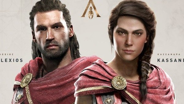 Assassins Creed Origins Alexios Kassadra