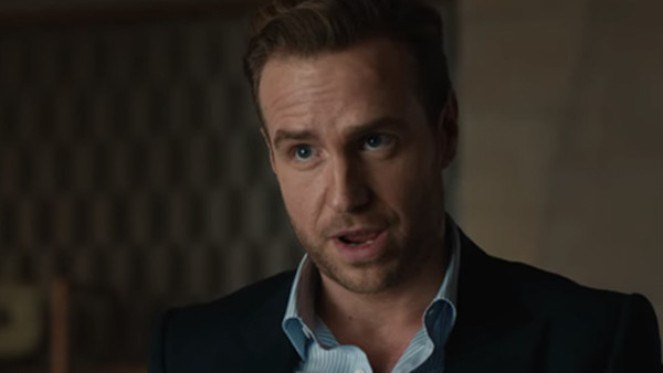 Jurassic World Fallen Kingdom Rafe Spall