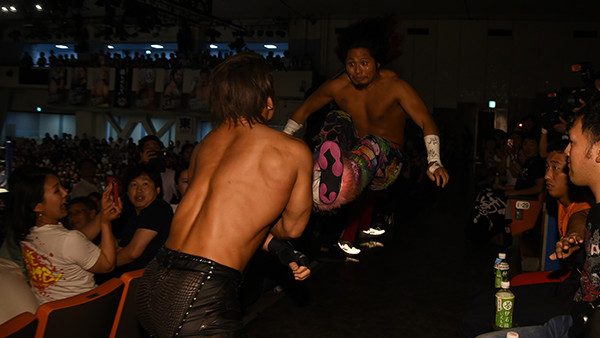 Takahashi Dropkick