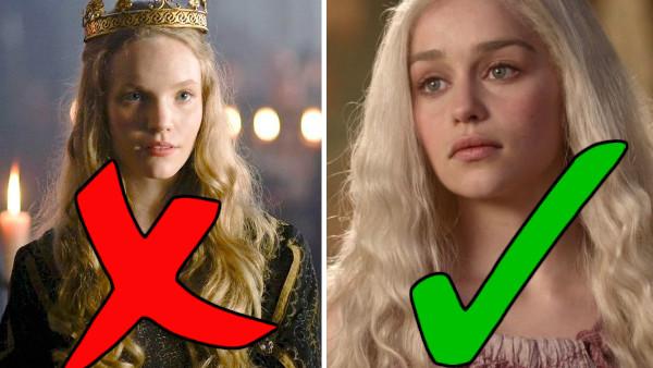 Daenerys Tamzin Merchant Emilia Clarke
