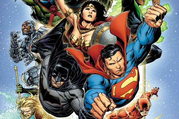 Justice League 1 Scott Snyder