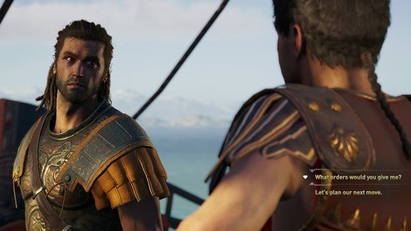 Assassins Creed Odyssey Dialogue Options