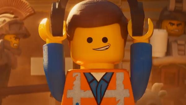 Lego Movie 2 Westworld